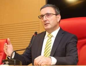 Giresun TSO Başkanı Çakırmelikoğlu: 'Güney Çevre Yolu, Giresun'un ticari geleceğ