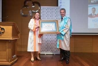 Malatya Turgut Özal Üniversitesi'nin 2020-2021 Akademik yılı açılışı gerçekleşti