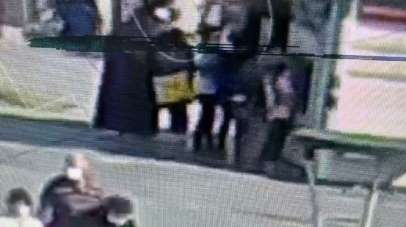 Polise kafa atan ATM tacizcisi tutuklandı