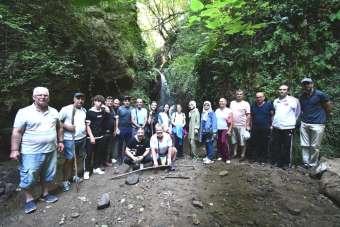 Yalova'da 3 şelale turizme kazandırılacak