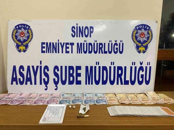 Sinopta kumar operasyonu: 13 bin 360 TL para cezası