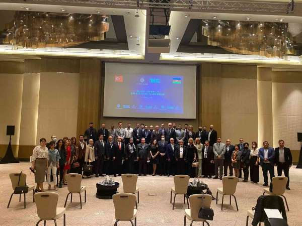 Türkiye Azerbaycan İş Forumu Baküde başladı