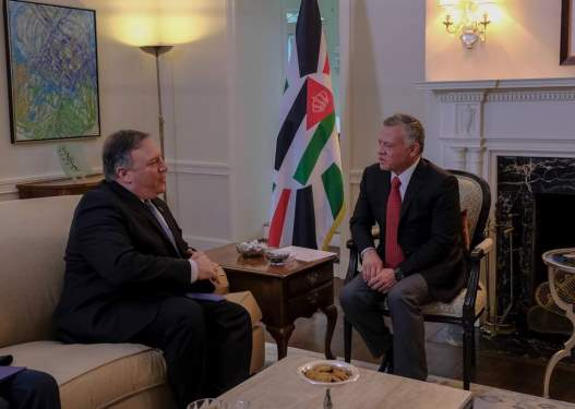 Ürdün Kralı 2.Abdullah Gazze Çağrısı Yaptı