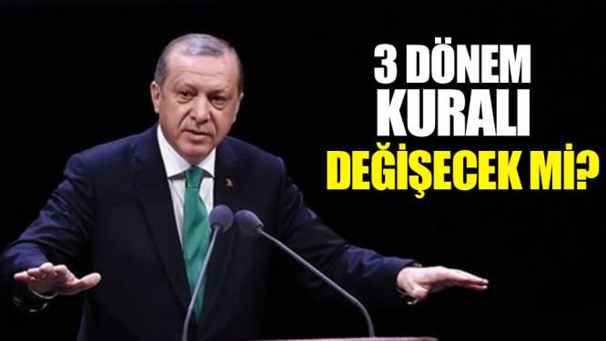 AK Parti'de Belediye Başkanlarına 3 Dönem Şartı Değişecek Mi?