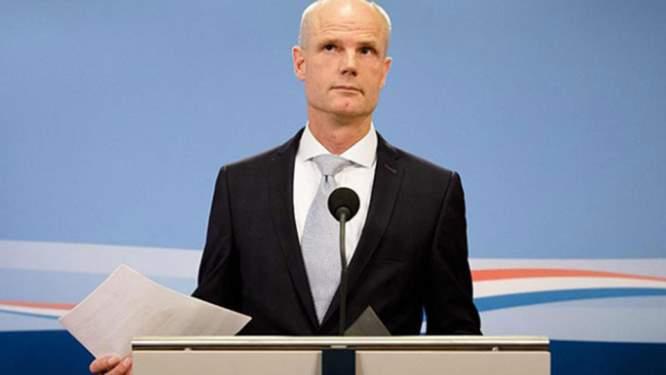 Hollanda Diplomatını Geri Çağırdı