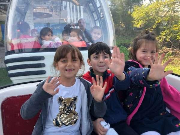 SAMULAŞ'tan ilkokul öğrencilerine toplu ulaşım eğitimi