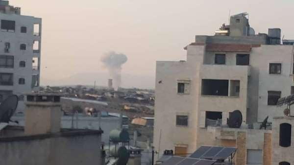 Rus savaş gemisinden İdlib'e füzeli saldırı