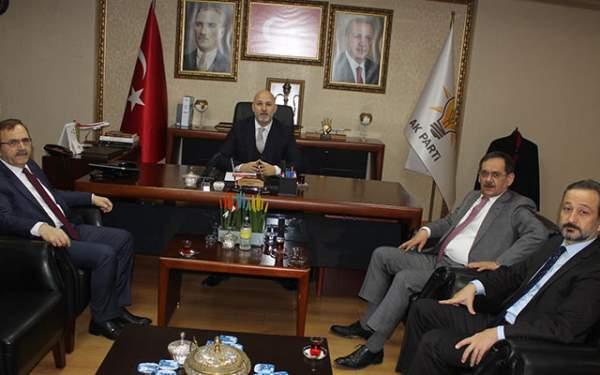 Samsun Haberleri: Karaduman: 'AK Parti'de hizmet esastır'