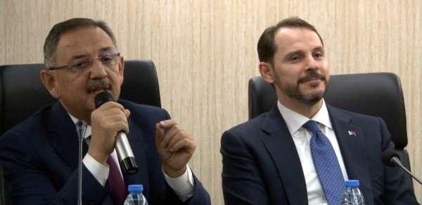 Bakan Albayrak: 'Yeni süreçte Kayseri ekonomisinin Türkiye ekonomisine vereceği