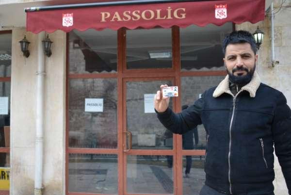 Belediye'den Sivasspor'a destek