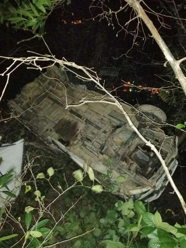 Giresun'da trafik kazası: 2 yaralı