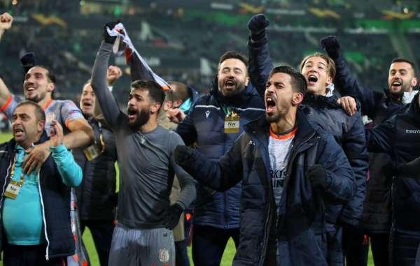 Medipol Başakşehir'den Avrupa'da büyük başarı