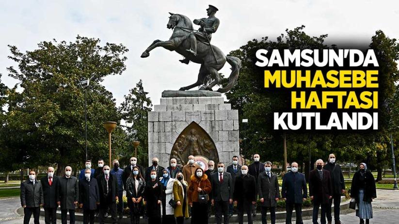 Samsun'da Muhasebe Haftası kutlandı