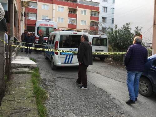 Samsun'da şok intihar!