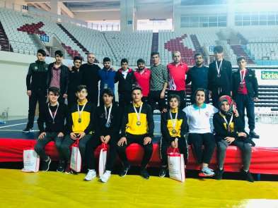 Bitlisli sporculardan büyük başarı