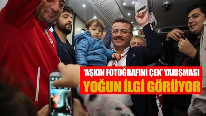 Aşkın Fotoğrafını Çek!