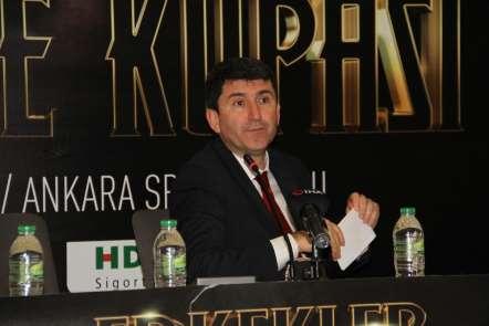 Ertuğrul Erdoğan: 'Tecrübeli oyuncuların yaptığı hatalar kaybetmemize sebep oldu