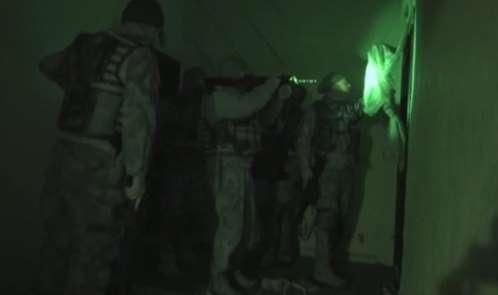 TEM ve PÖH ekiplerinden terör operasyonu: 6 gözaltı