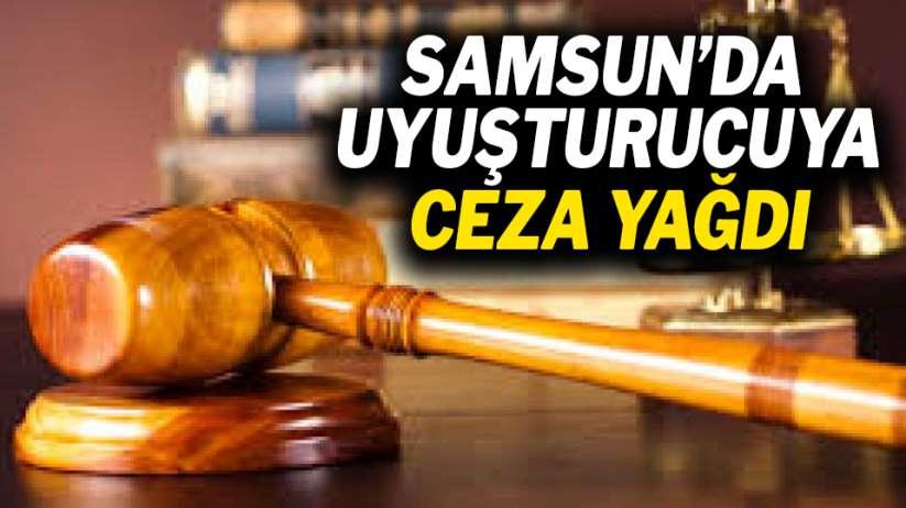 Samsun'da torbacılara ceza yağdı