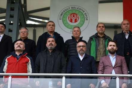 Hacettepe - Yılport Samsunspor maçının ardından