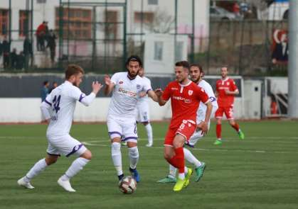 TFF 2. Lig: Hacettepe: 2 - Yılport Samsunspor 2