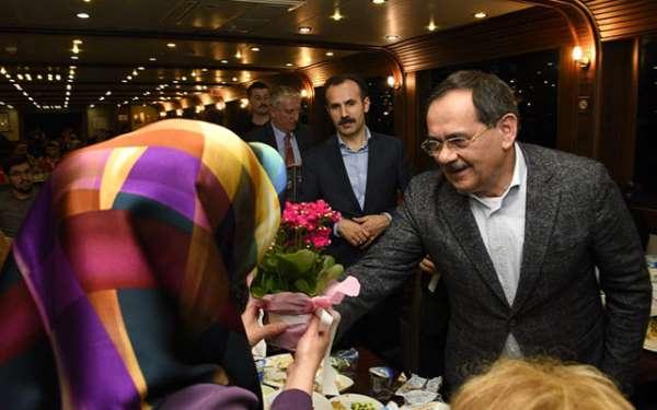 Başkan Demir: 'Ne yapsak annelerin hakkı ödenmez'
