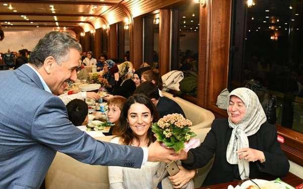 Samsun Valisi Kaymak: 'Kayınvalideleri de unutmayalım'