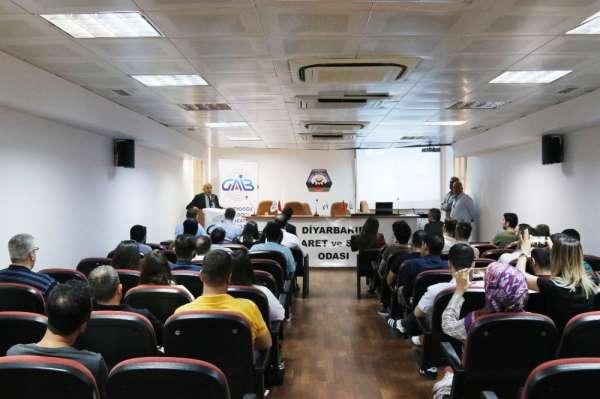 DTSO'da e-ihracat, e-ticaret ve dijital dönüşüm eğitimi