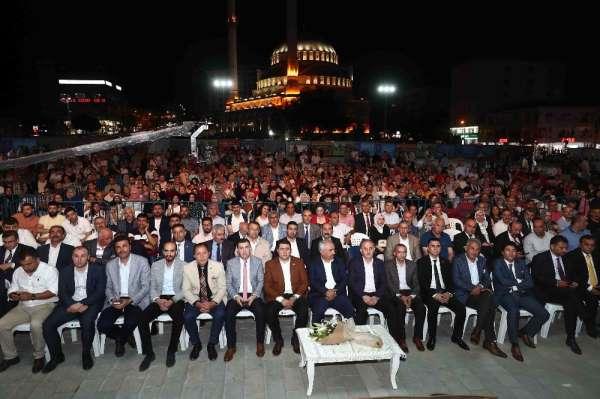 Düzce, Yozgat ve Sinoplular 7 Bölge 7 Renk festivalinde birlik, beraberlik mesaj