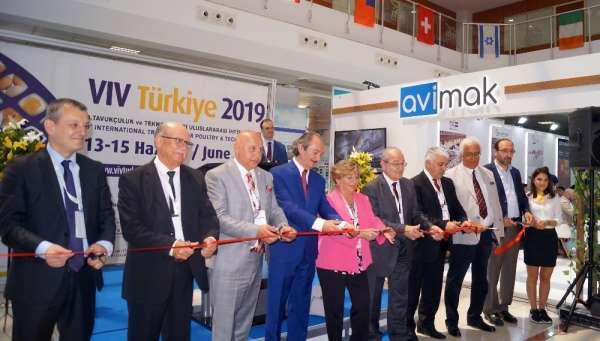 Türkiye'nin tek tavukçuluk fuarı kapılarını açtı