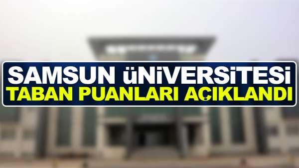 Yeni Samsun Üniversitesi ve taban puanları