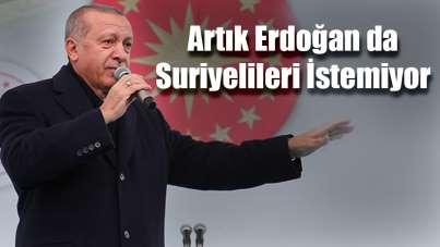 Erdoğan Suriyeliler için talimatı verdi