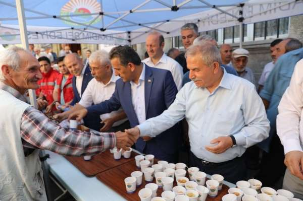 Demirtaş: 'Gazilerimiz Cumhuriyetimizin teminatıdır'