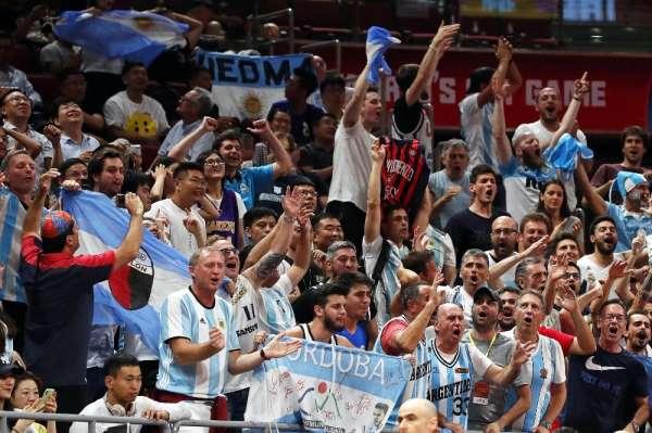 FIBA Dünya Kupası'nda finalin adı: İspanya - Arjantin