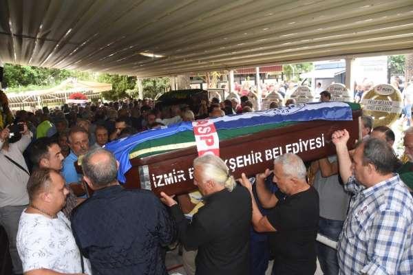 Hasan Elidemir son yolculuğuna uğurlandı