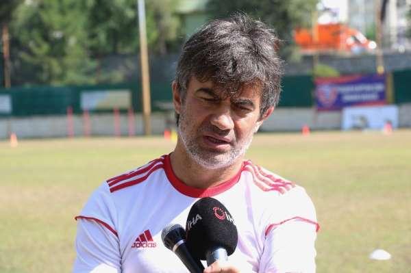 Karabükspor Teknik Direktörü Demirci: 'Bütün hazırlıklarımız Vanspor maçından pu