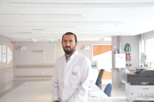 Opr. Dr. Gül: 'Suni gözyaşı hastalar için artık bir çözüm'