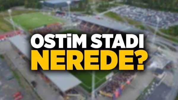 OSTİM Stadı nerede?
