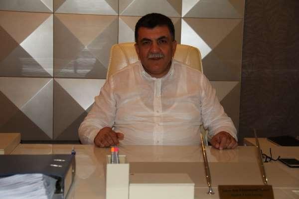 RTSO Başkanı Karamehmetoğlu: 'Türkiye'de demiryolu ağının olmadığı tek bölge Doğ