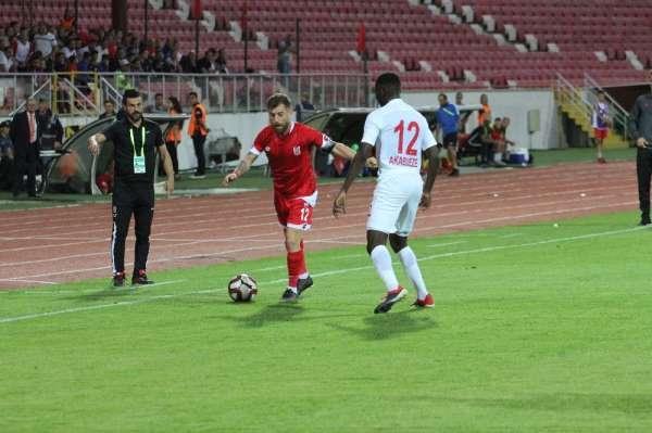 TFF 1. Lig: Balıkesirspor: 2 - Ümraniyespor: 0
