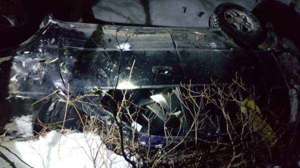 Gizli buzlanma kazaya neden oldu: 1 ölü