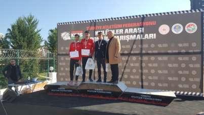 Ömer Amaçtan Türkiye Şampiyonu