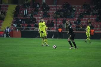 Ziraat Türkiye Kupası: Kayserispor: 0 - Fenerbahçe: 0 (Maç sonucu)