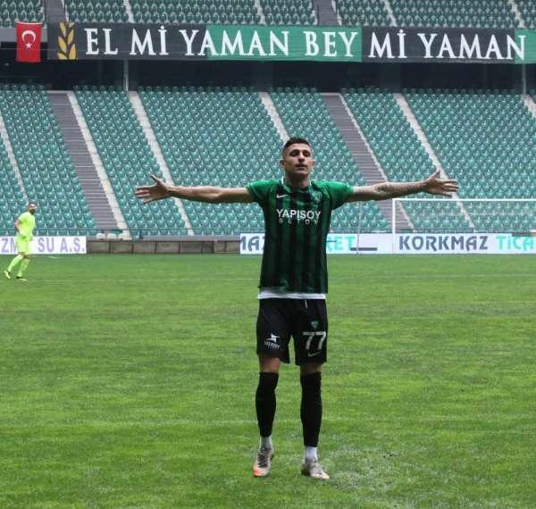 Misli.com 2. Lig: Kocaelispor:1 - Hekimoğlu Trabzon: 1