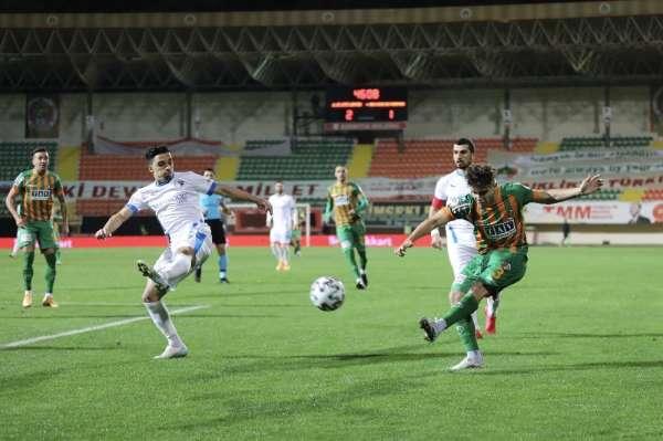 Ziraat Türkiye Kupası: Aytemiz Alanyaspor: 4 - BB Erzurumspor: 1 (Maç sonucu)