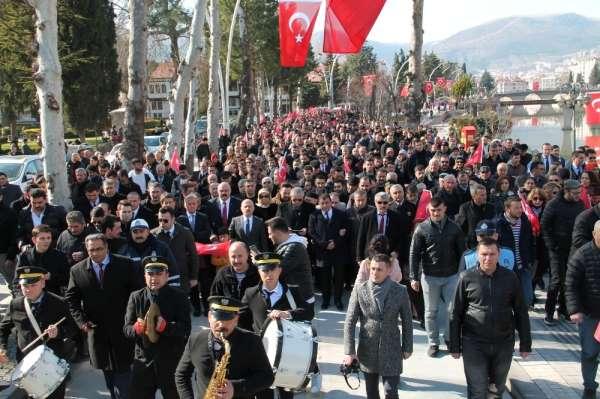 14 Şubat Ferhat ile Şirin Festivali yapıldı