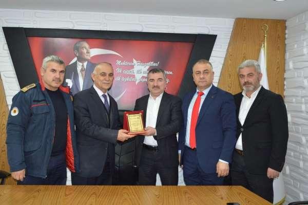 Başkan Özdemir: Sendikal faaliyetleri önemsiyor ve destekliyoruz