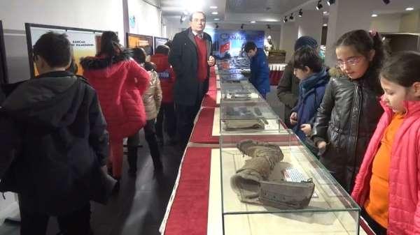 Çanakkale Müzesi ziyaretleri devam ediyor