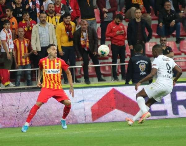 Denizlispor ile Kayserispor 20. randevuda