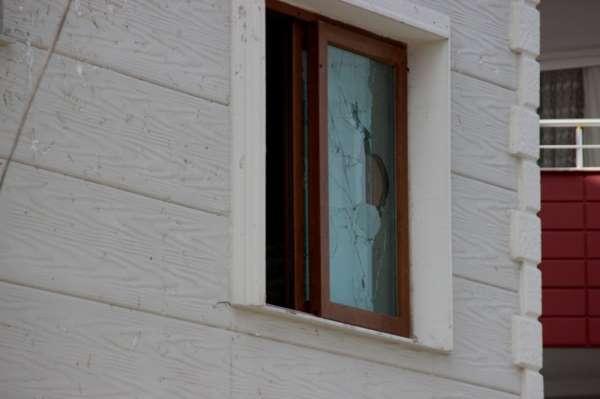 Erzin'de doğal gaz patlaması: 1 yaralı